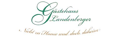 Gästehaus Landenberger
